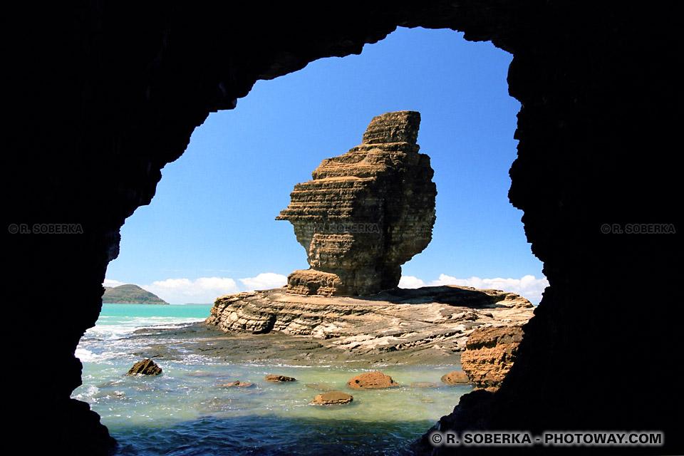 grotte en Nouvelle-Calédonie