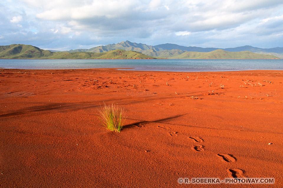 fond d'écran de paysages du Lac Yaté en Nouvelle Calédonie wallpapers