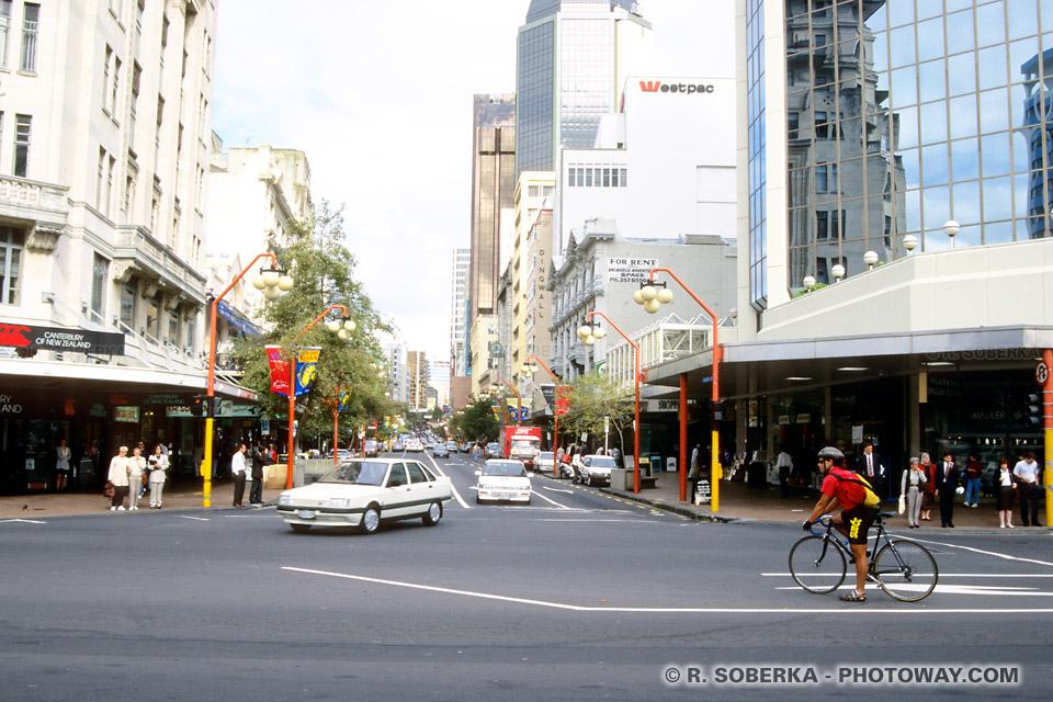 Photos d'Auckland : photo de la ville d'Auckland en Nouvelle-Zélande