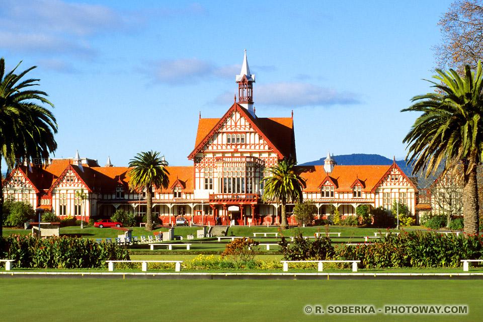 Cartes Postales de la Nouvelle-Zélande