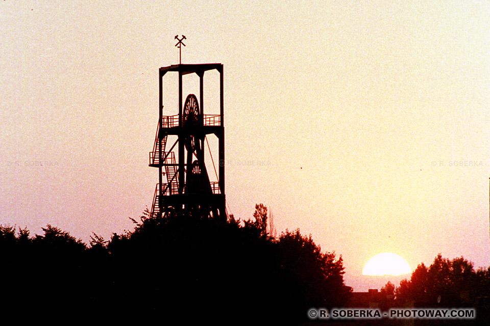 Images Photos de mines de charbon photo d'une mine polonaise en Pologne