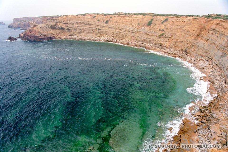 Image de la côte ouest du Portugal : Photos de l'océan Atlantique