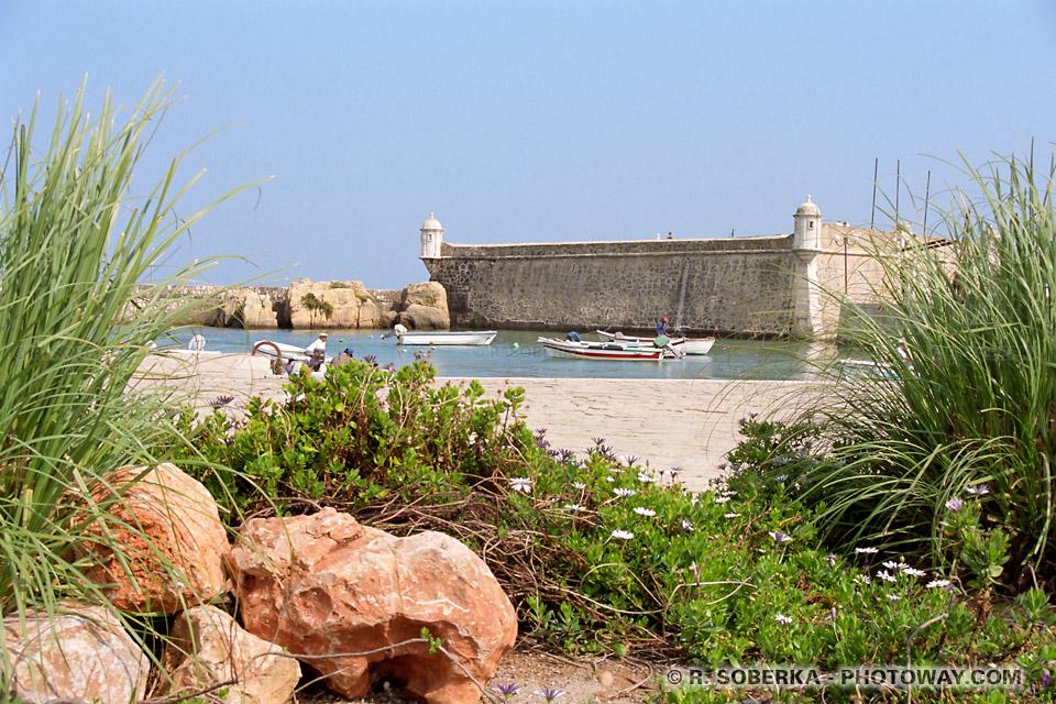Photos de Lagos photo du fort et guide touristique au Portugal