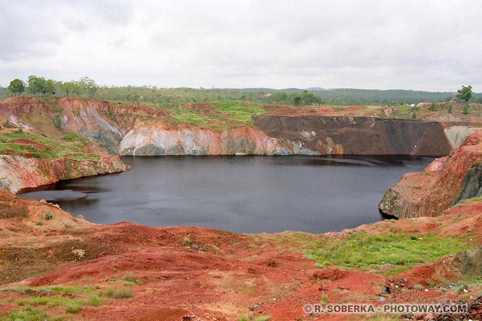 Photos de mines de cuivre au portugal photographies à Beja
