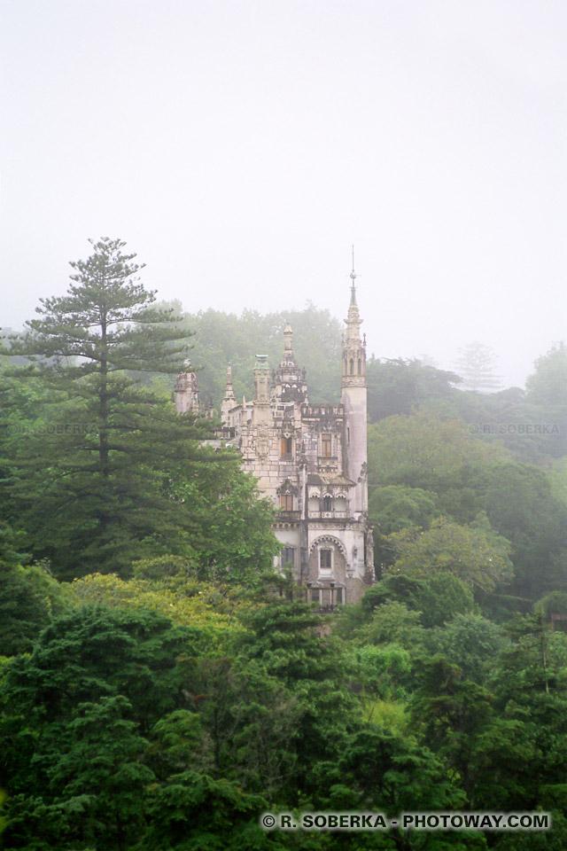Reportage photo à Sintra au Portugal : Photos du chateau de Dracula