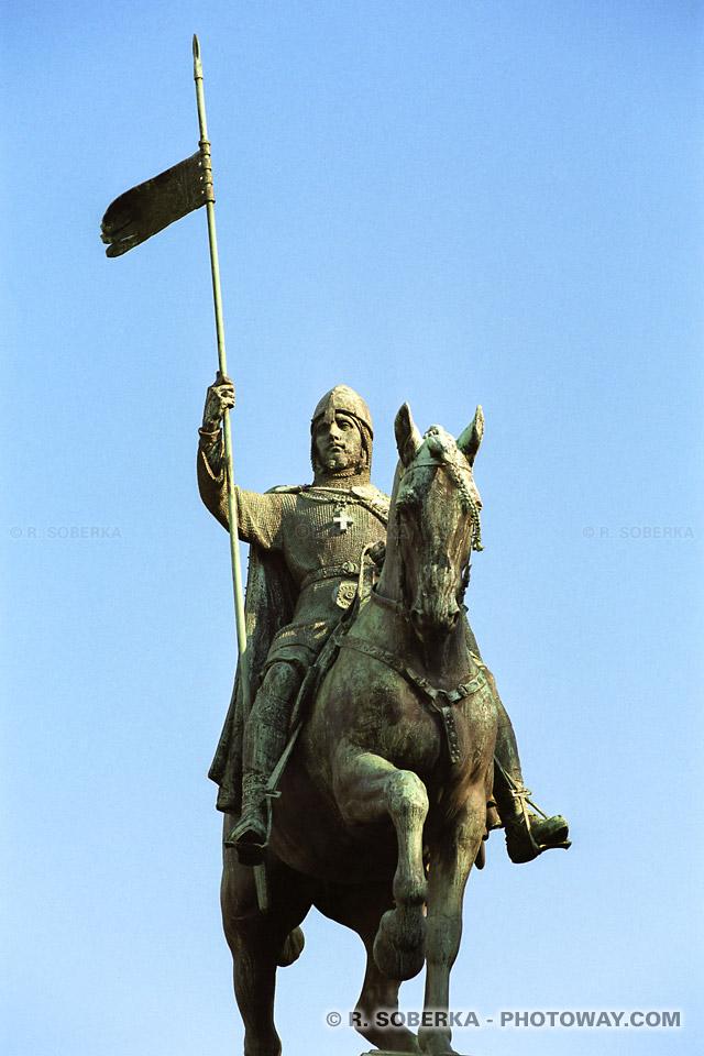 Images Photo de Saint Venceslas photos de vacances en république Tchèque