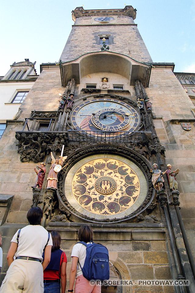 Séjour à Prague informations sur Prague guide en République Tchèque