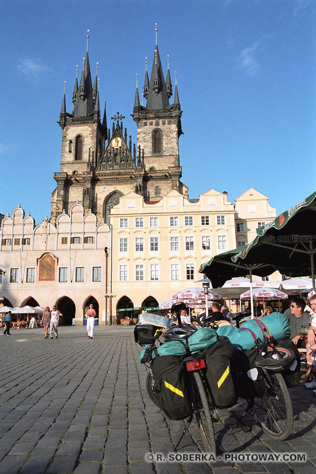 Tourisme à Prague guide de voyage à Prague en République Tchèque.
