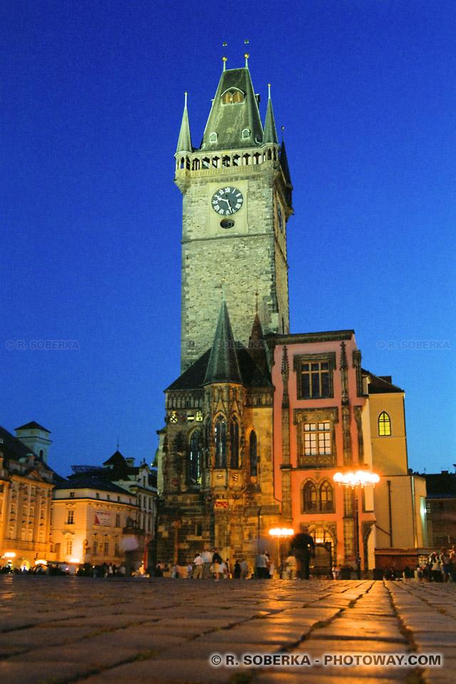 Voyages à Prague voyage en République tchèque informations