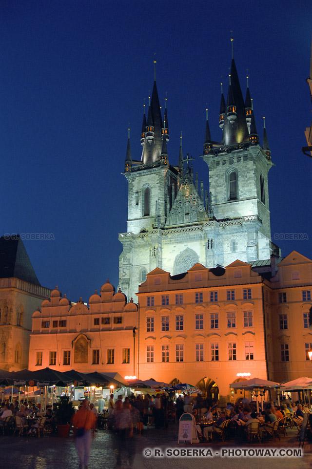 Carnet de voyage en République tchèque carnet de voyage à Prague