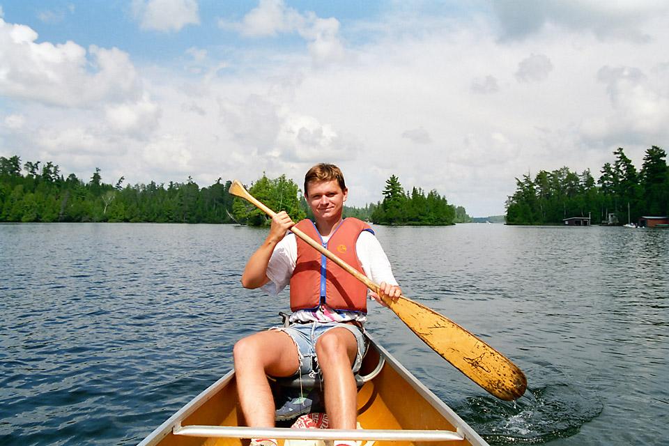 Richard Soberka au Canada