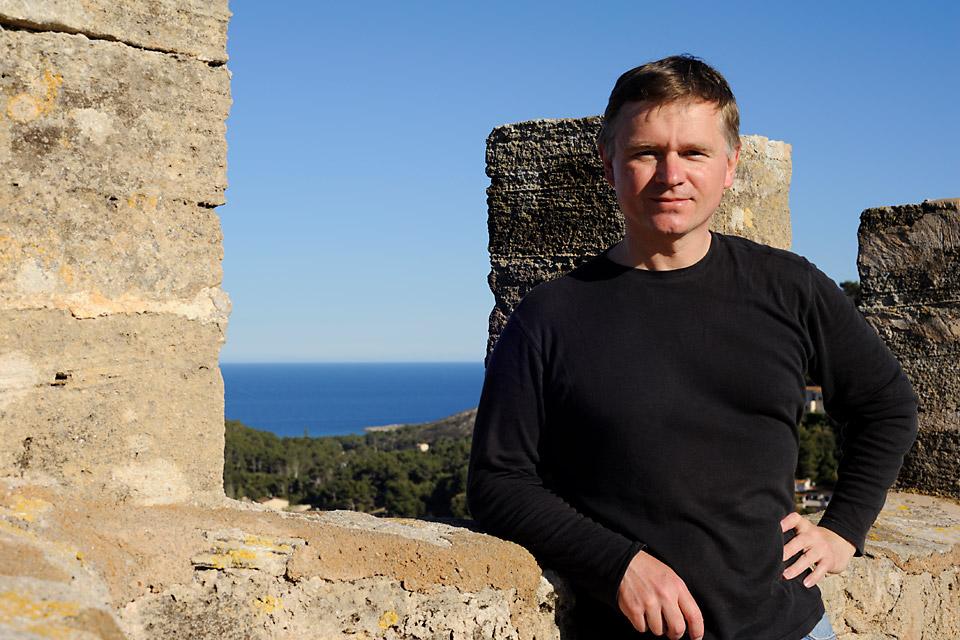 Richard Soberka à Majorque aux Baléares