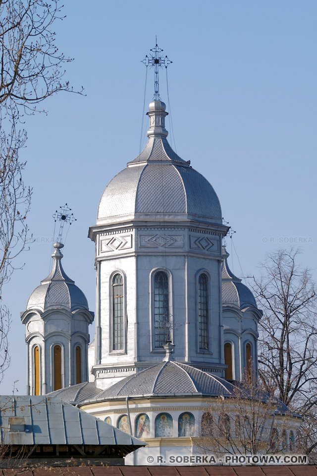 Image clocher orthodoxe images de clochers orthodoxes en Roumanie