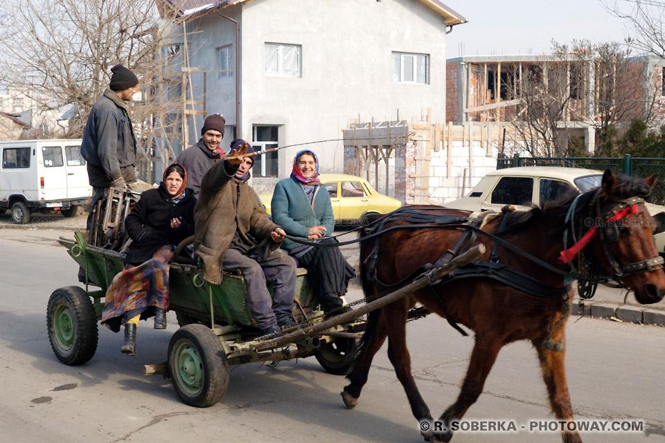 Image Photos Tziganes roumains photo et histoire des Tziganes Roumanie