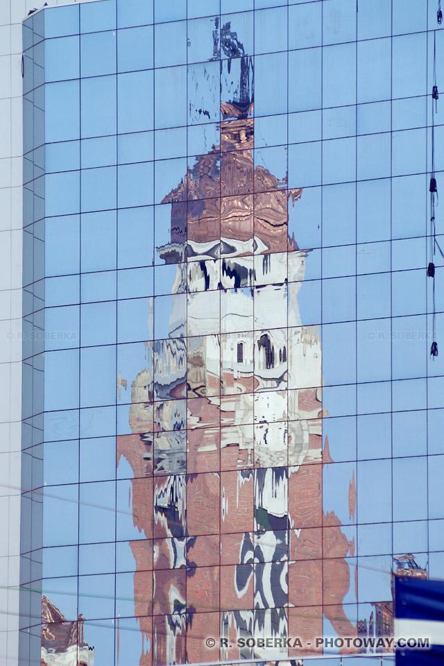Image Photo immeuble moderne à Ploiesti en Roumanie photos immeubles