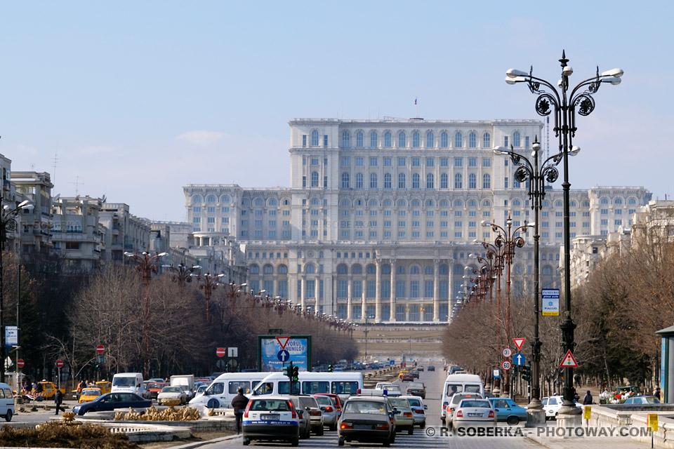 Images Photos du Palais de Ceausescu photo du Palais de Ceausescu Bucarest