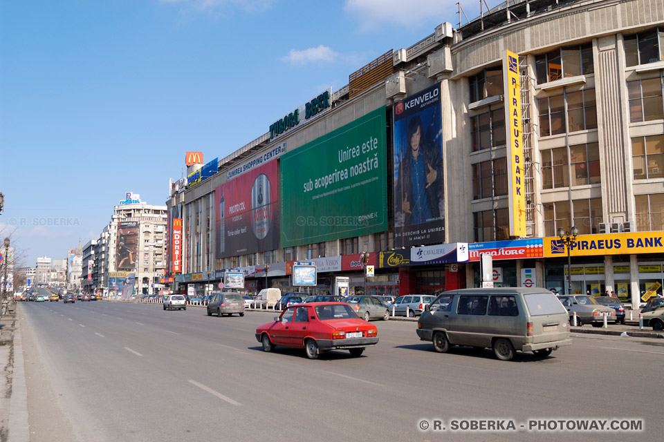 Image Carnet de voyage en Roumanie vacances à Bucarest documentation