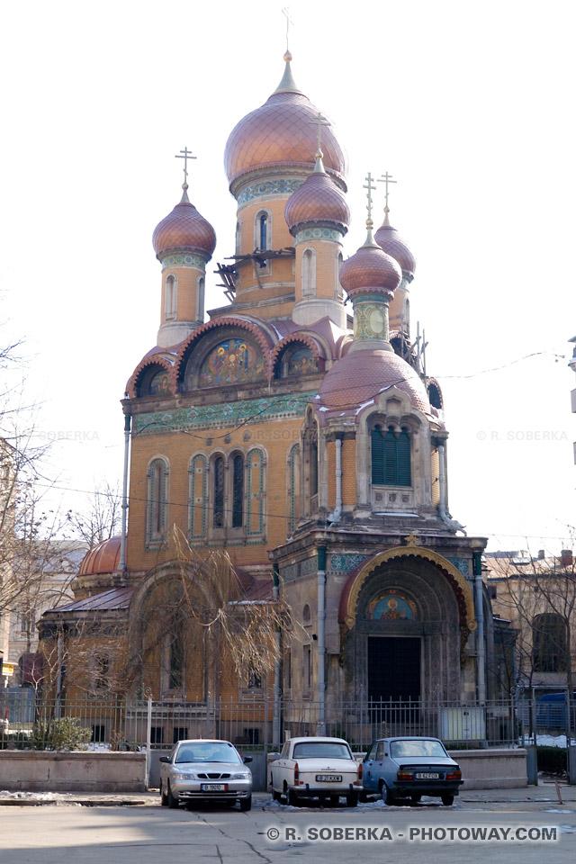 Église de l'église russe