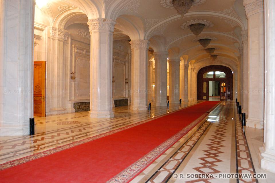 Image Photo de marbre photos de tapis rouge photo couloir et tapis rouges
