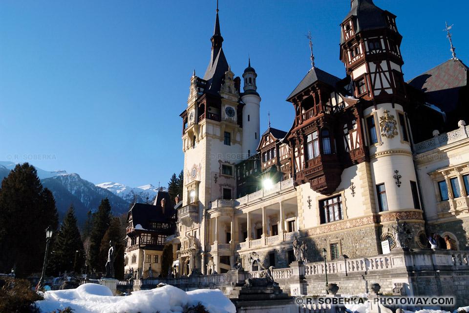 Image Photo Dracula en Transylvanie photos du château du comte Dracula ?
