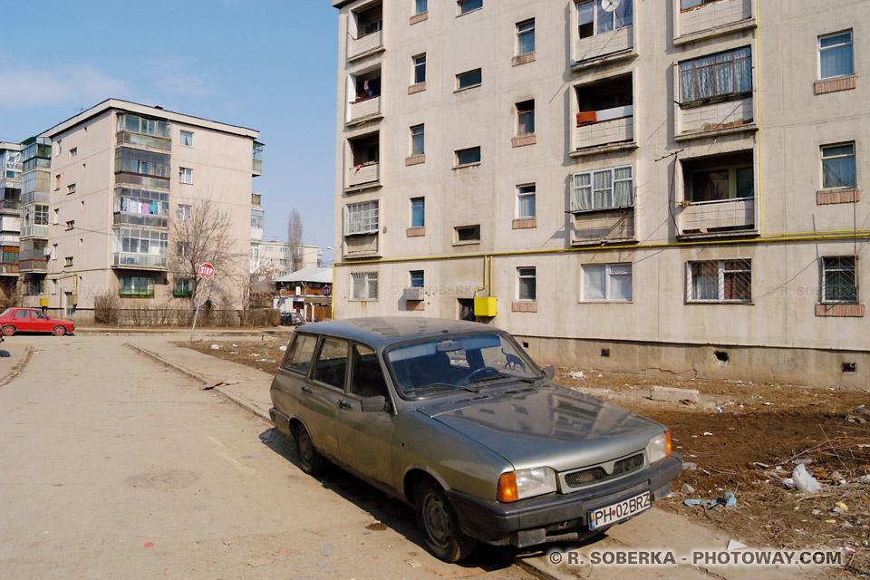 Image de l'avenir économique de la Roumanie photo reportage en Roumanie