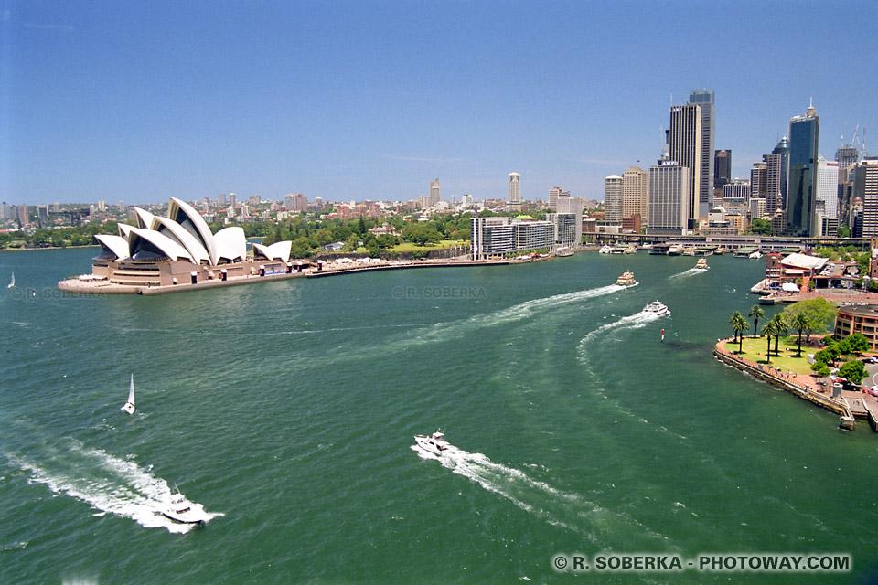 Image : Vols pour Sydney en avion le vol pour Sydney dure 25 heures