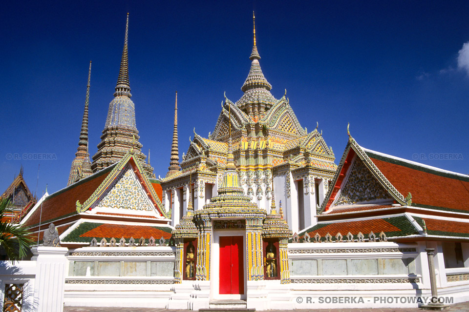 image Photos de temples Bouddhistes photo visite et guide en Thailande