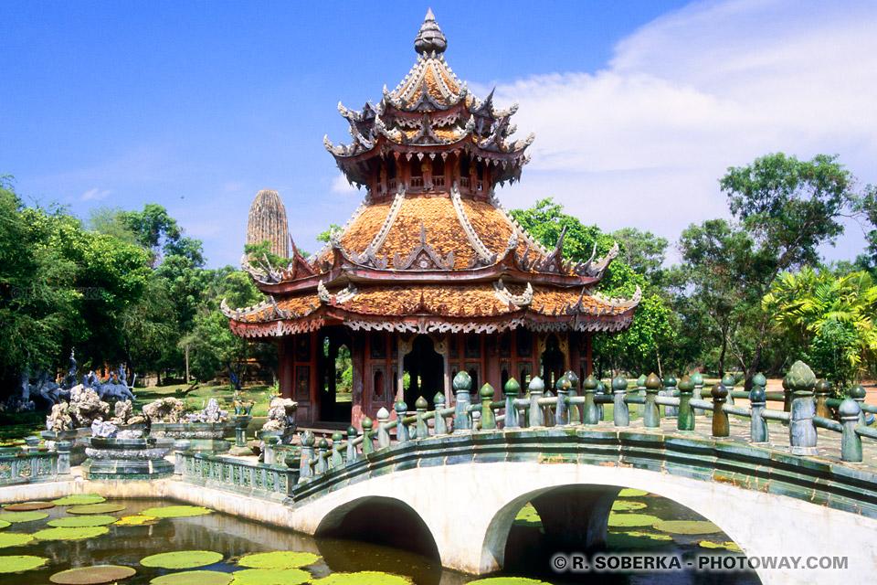 image Photos d'Ancient City photo guide de voyages en Thaïlande