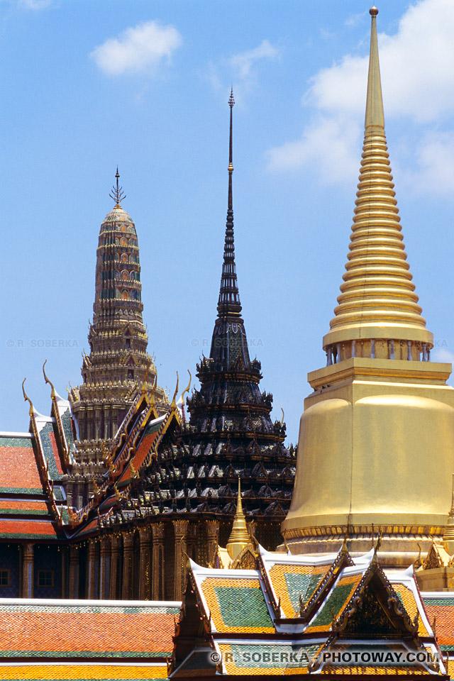 Photo de la résidence Royale de Thaïlande à Bangkok