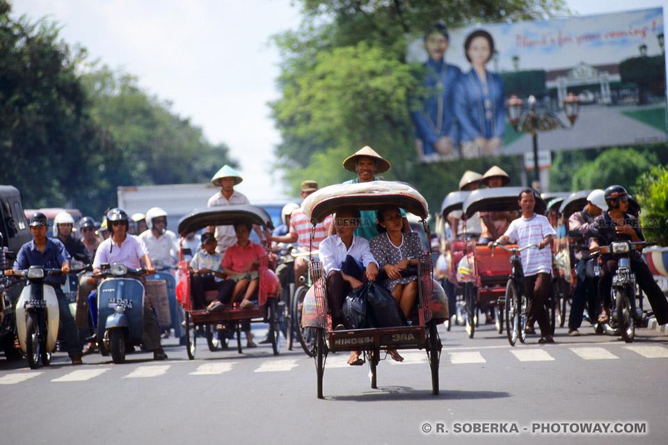 Photos de Voyages et tourisme en Indonésie