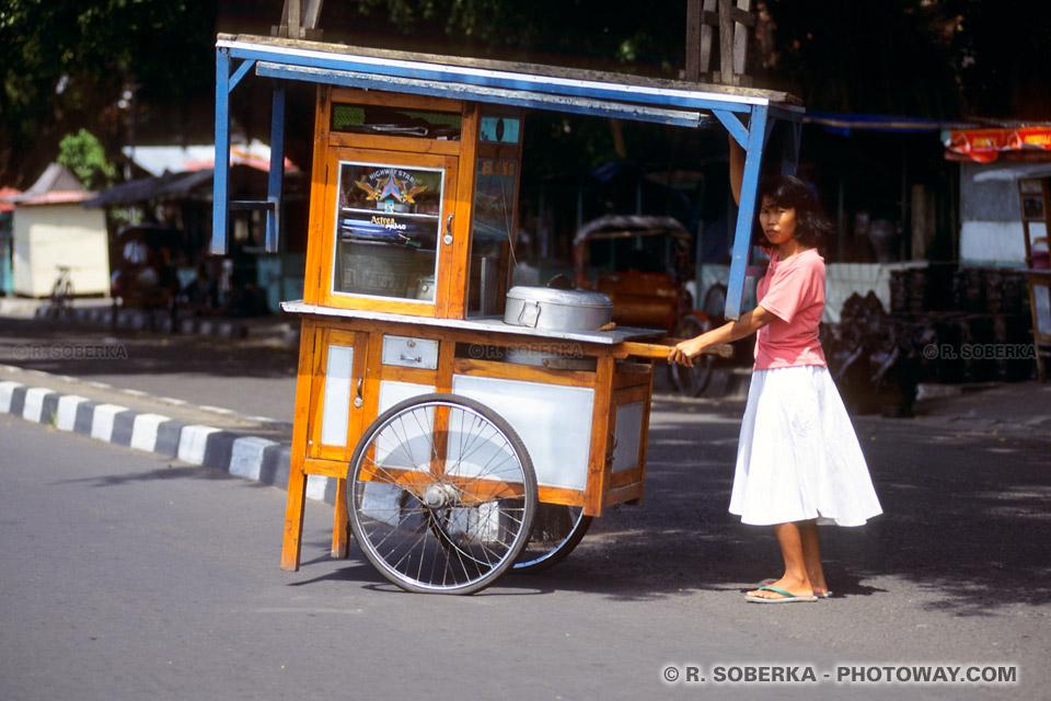 photos de tourisme en indonésie - Photo guide - récit de voyage à Java
