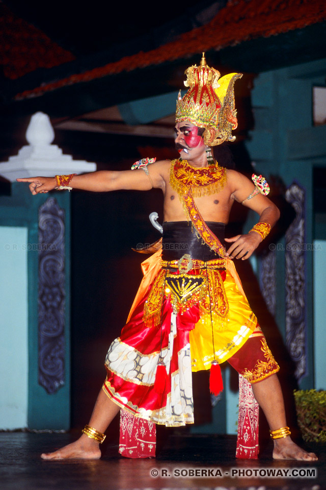 Image de la mythologie indoue du Ramayana