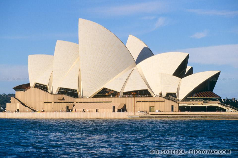 Image de L'opéra - Guide de voyage à Sydney en Australie