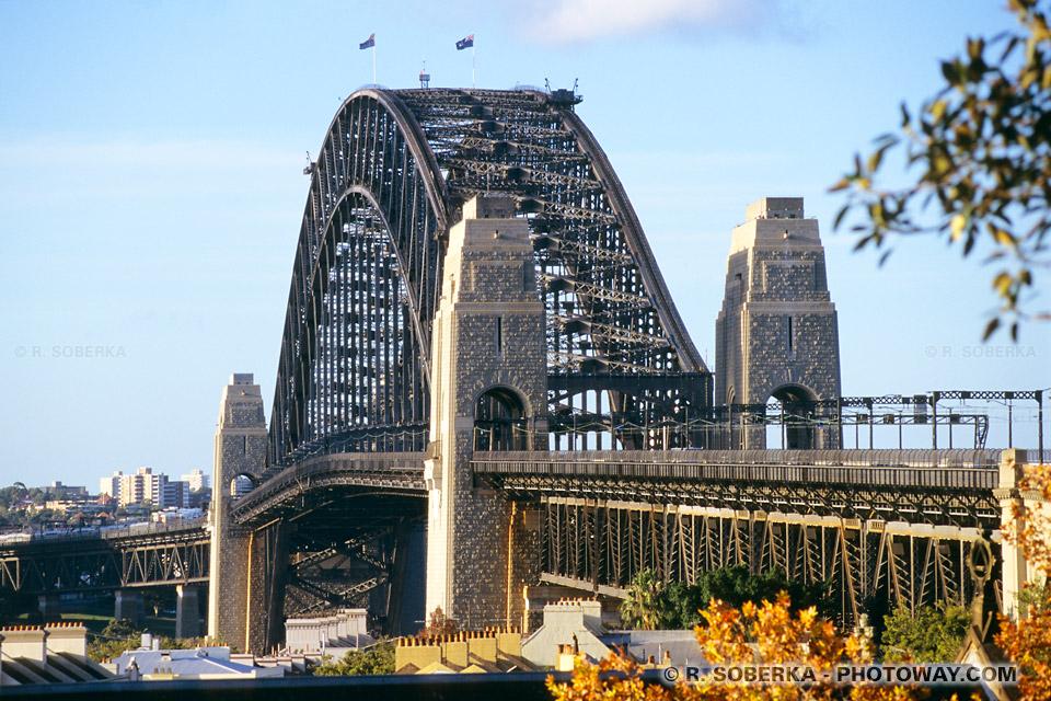 Photos de voyage à Sydney en Australie - Nouvelles Galles du sud
