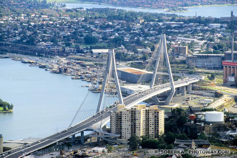Photo de voyage à Sydney la ville des Jeux olympiques de l'an 2000