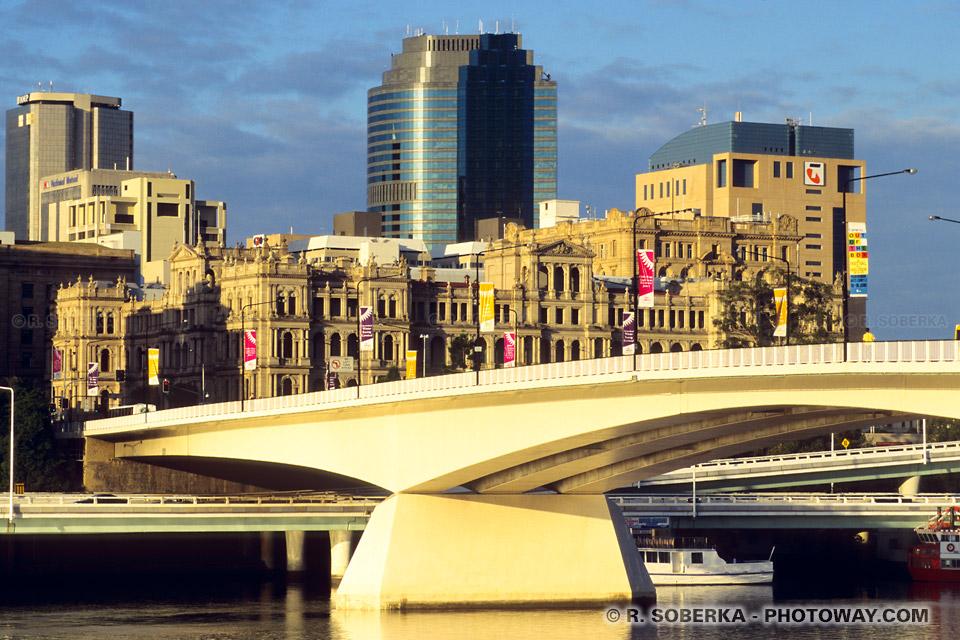 Photos de tourisme à Brisbane dans le Queensland - Voyage en Australie