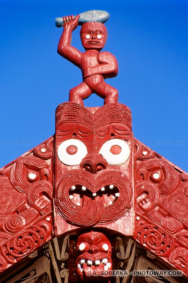 Histoire des Maoris et informations sur la Culture du peuple Maori