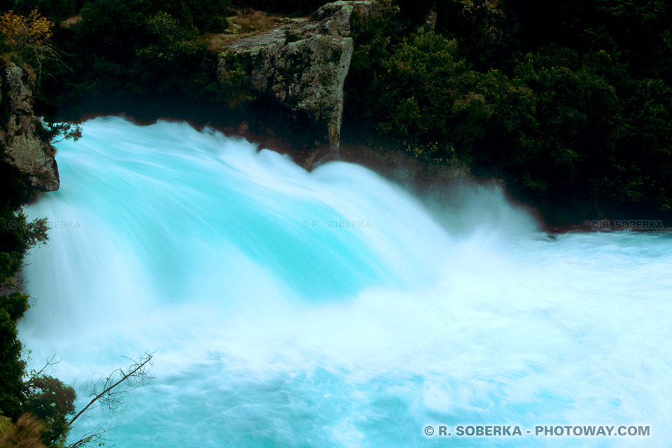 Photo de moments intenses au coeur de la nature en Nouvelle-Zélande