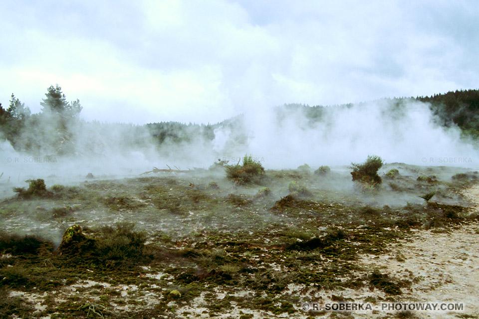 Photo du Craters of the Moon visite d'un cratère de volcan
