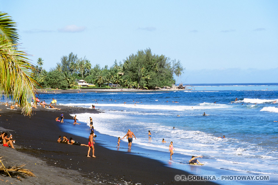 Photo de voyage tour du monde : escale galère à Tahiti