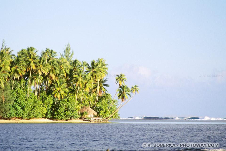 Photos de voyage à Tahiti en Polynésie