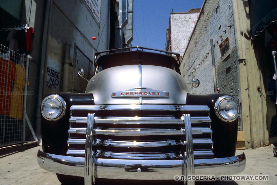 Photos de Chevrolet Custom de LowRider aux Etats-Unis