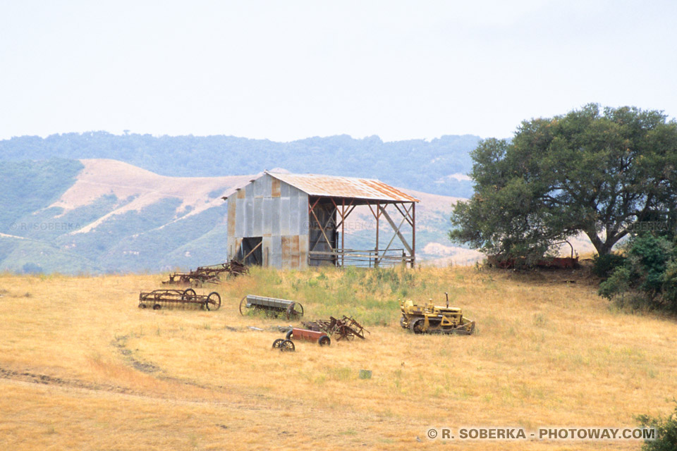 Photos de voyazge vers Monterey et Santa Cruz en Californie aux Etats-Unis