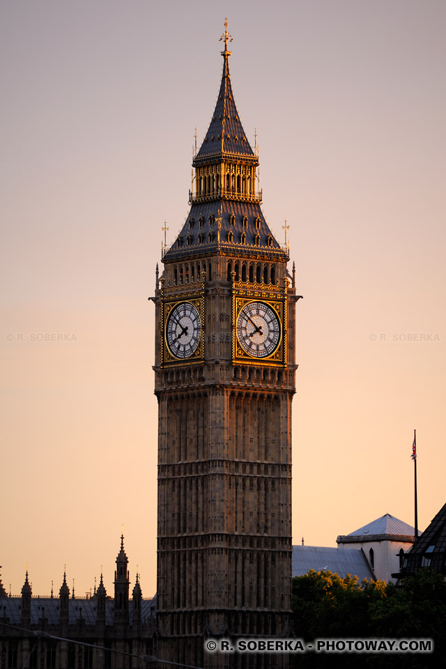 Photo Big Ben à Londres - Photos Royaume-Uni