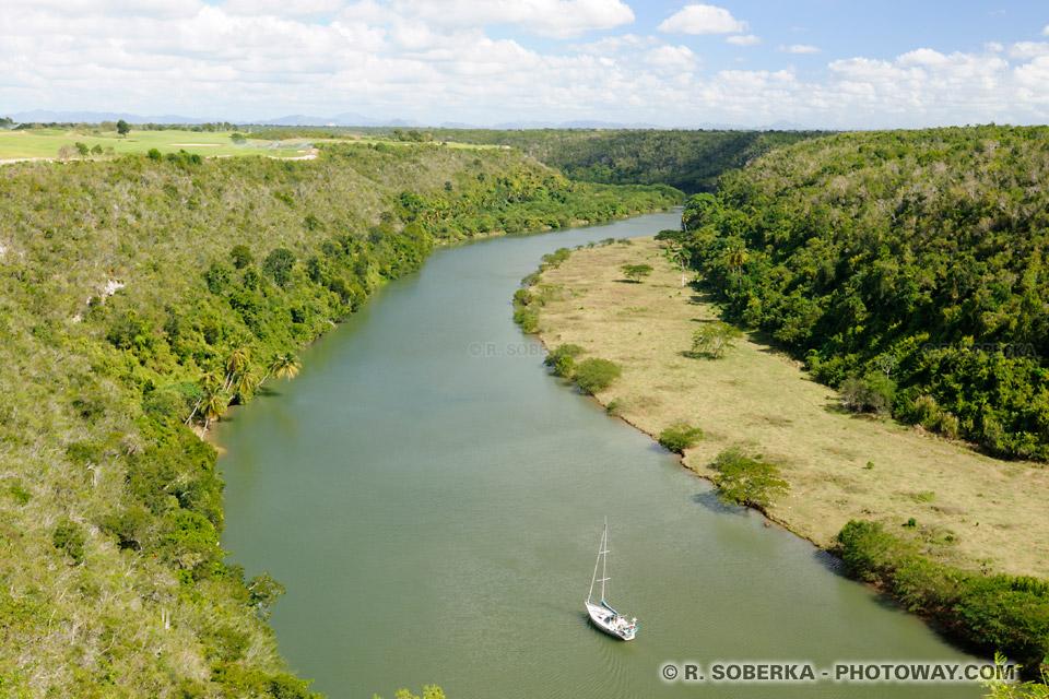 Photo rivi re le rio chavon photos r publique dominicaine - Prise republique dominicaine ...