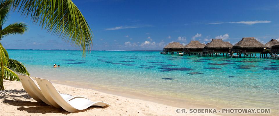 Fond d'écran Tahiti